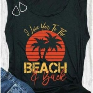 Tops - Beachy Graphic Tee